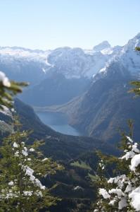 Berchtesgadener Land mit Königssee